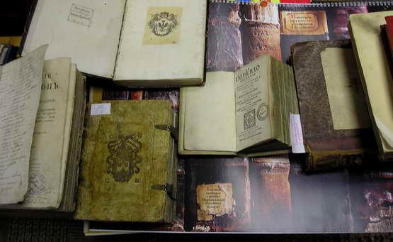 К Всемирному Дню книг