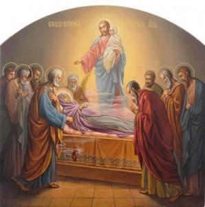Успение Пресвятой Богородицы в Толочине