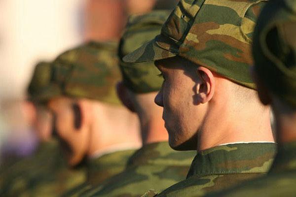 Начинается очередной призыв на военную службу