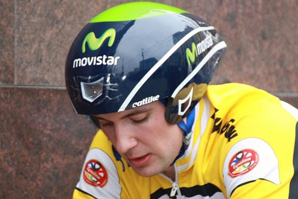 Бронислав Самойлов — двукратный чемпион Беларуси на велотреке