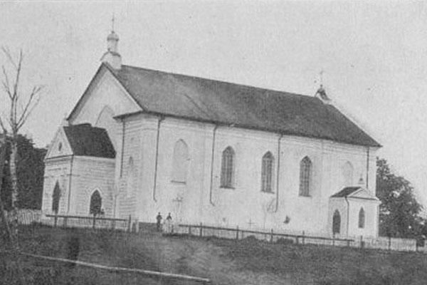Костел в Толочине отмечает юбилей