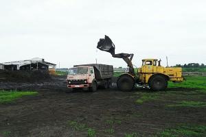 А. Горнак: Помощь сельхозпредприятиям в вывозке органики необходимо усилить