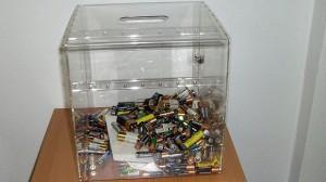 С. Квяткевич: Батарейкам в мусоре не место