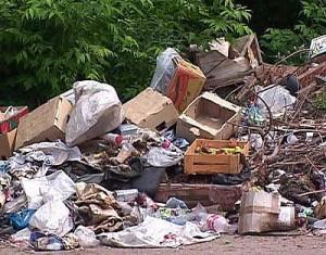 Вывоз мусора — только по договорам