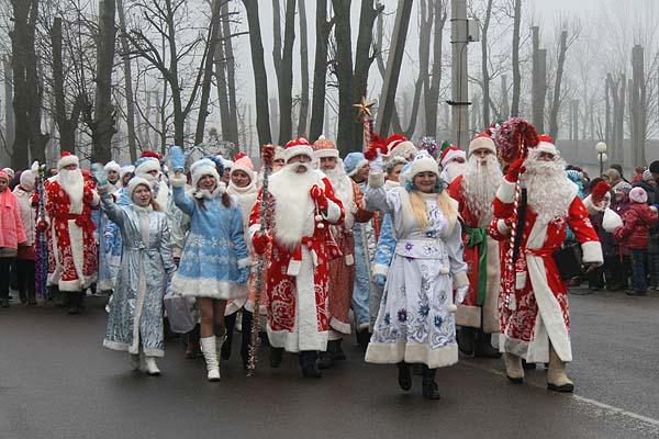 «Елка-фэст 2013»: подарили новогоднее настроение (+фото)