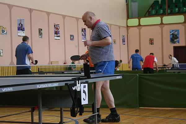 Настольный теннис: посетили Толочин с ответным визитом