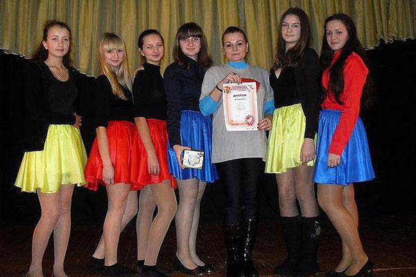 Конкурс песни о Беларуси прошел в гимназии