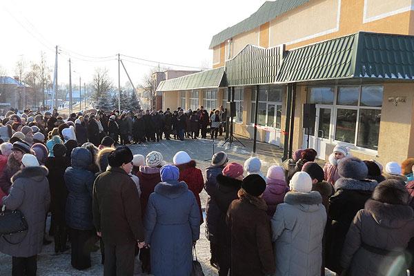 В Толочине после ремонта открылся кинотеатр