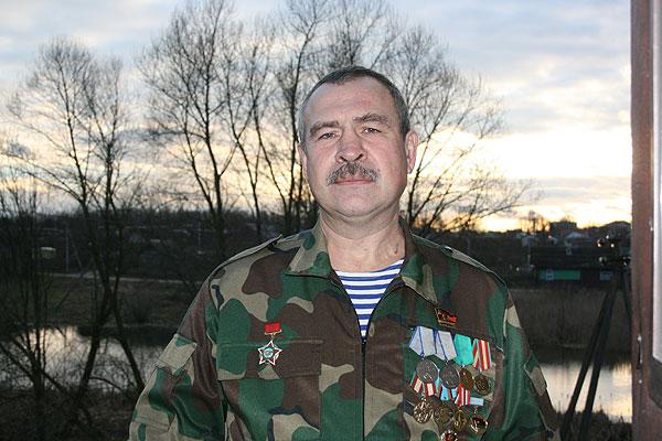 Из новичков Игорь Рык первым побывал на боевом задании