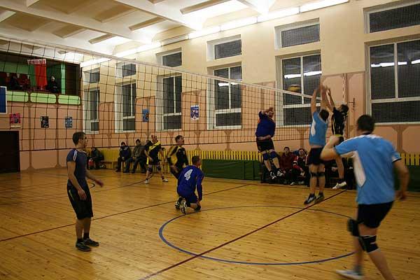 Волейбол: в шаге от чемпионства