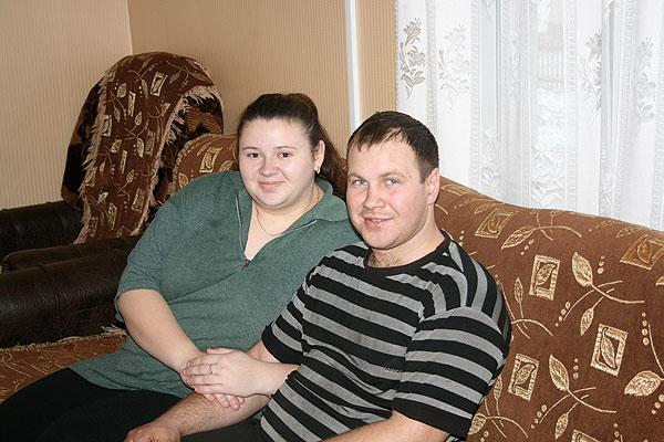 Молодая семья: все решаемо, если рядом любимый человек