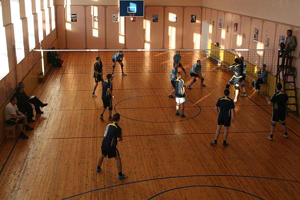 Волейбол: первенство района пересекло экватор