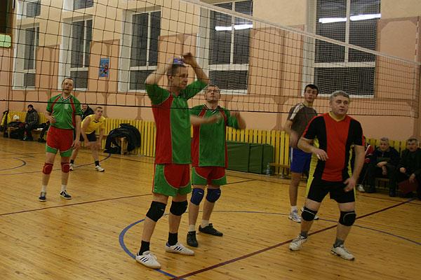 Волейбол: толочинский «КЛВ» — чемпион