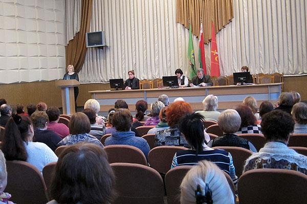 Выборы: состоялась учеба участковых комиссий
