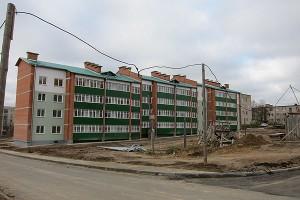 Строительство: приоритет — возведению жилья