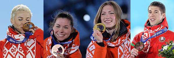 Олимпиада: белорусский февраль в Сочи
