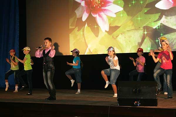 Праздничный концерт: аплодисментов не жалели (+фото)