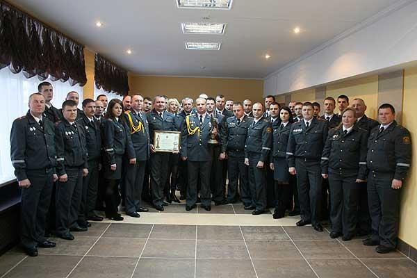 День белорусской милиции: награды, концерт и хорошее настроение (+фото)