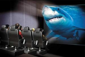 Кинотеатр: 3D-формат приходит и в Толочин