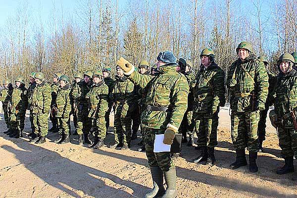 """Территориальные войска: где живешь, там и """"воюешь"""""""