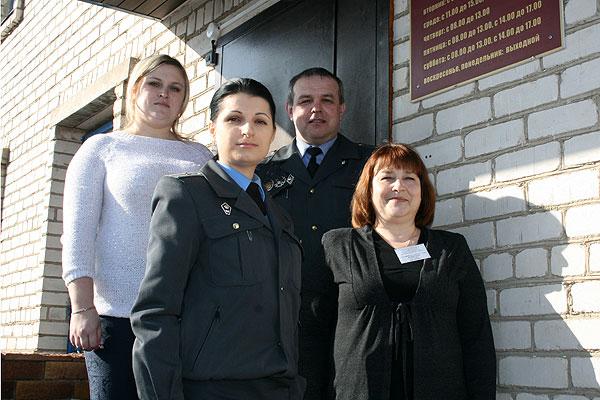 День белорусской милиции: сплав опыта и молодости приносит результат
