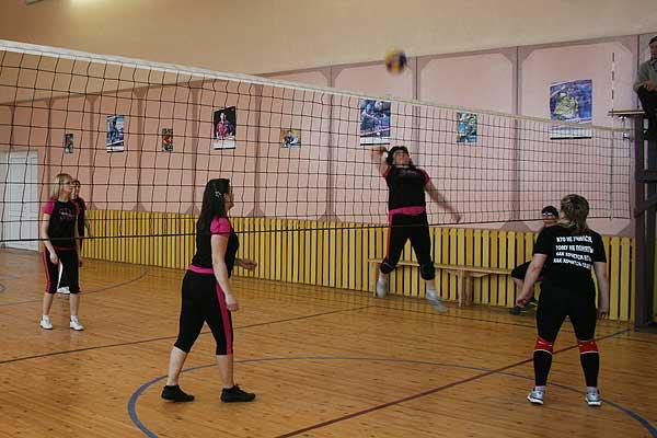 Волейбол: девушки из Заднево оформили чемпионство