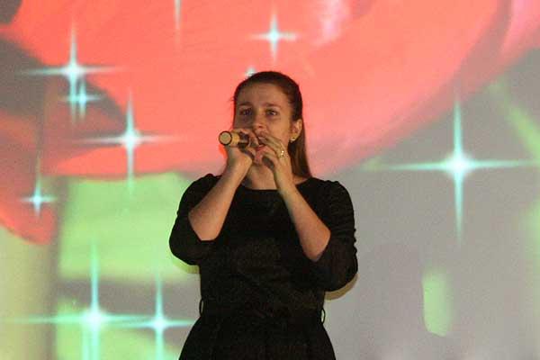 «Песни юности наших отцов»: третья в области — Валентина Бабурова