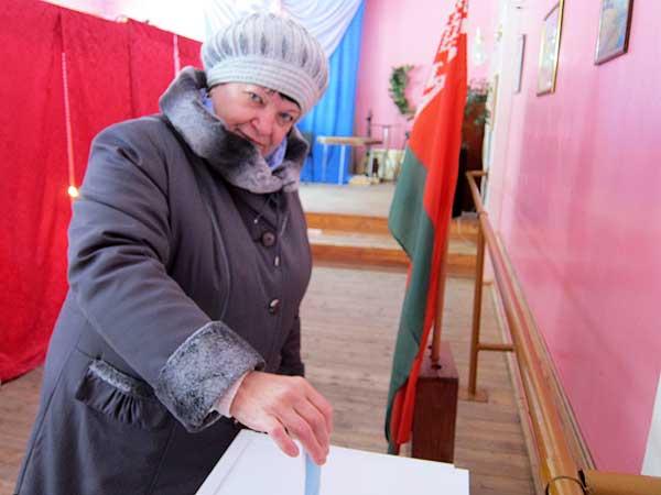 Выборы: началось досрочное голосование