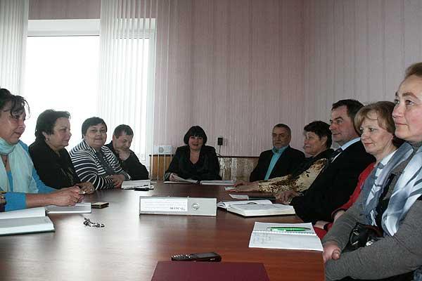 Обсудили мероприятия к 70-летию освобождения Беларуси