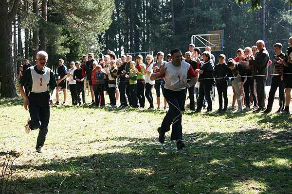 В Загородье соревновались легкоатлеты (+фото)