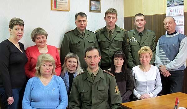 Служба начинается с военкомата