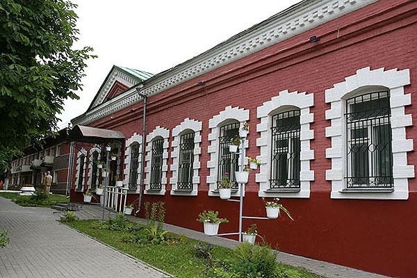 Приглашает толочинский музей
