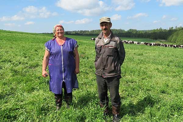 Пастух улетку — асоба  важная