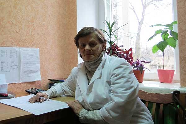 Валентина Жиркевич: С детьми — только в радость