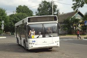 Изменяется расписание движения городских автобусов