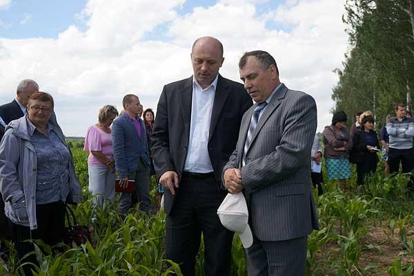 Будущий урожай — под надежной защитой