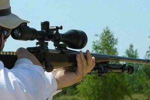 Меткость — их умелость: прошли соревнования по стрельбе среди охотников района