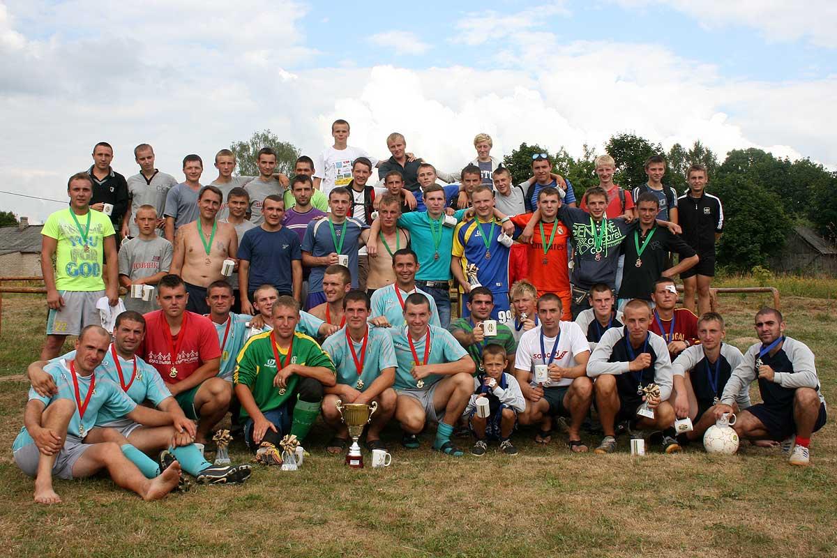 Футбол: на турнире в Плоском без приза не остался никто