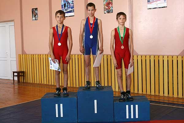 Турнир борцов получил признание и за рубежом (+фото)