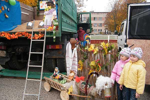 В Коханово прошла осенняя ярмарка (+фото)