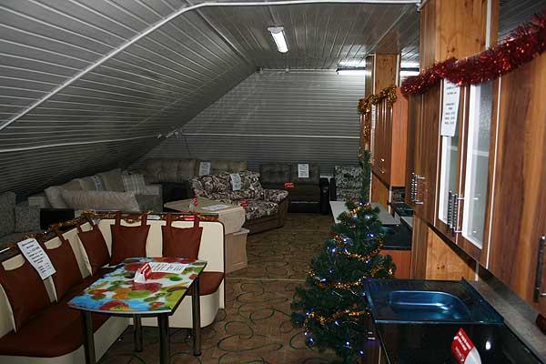 В «Доме мебели» новогодний бум