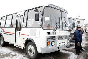 1 января автобусы будут ходить по «усеченному» расписанию