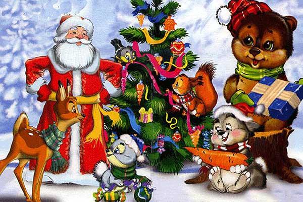 Новый год вместе, а в каком месте: программа праздничных мероприятий