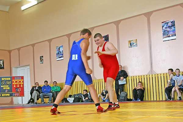 На счету Николая Камлюка очередная медаль