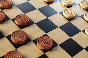 У шашистов первенствовали дорожники