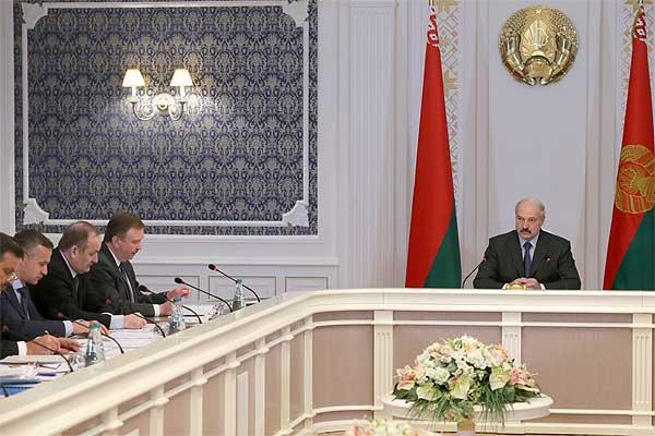 Программа деятельности правительства Беларуси на 2015 год