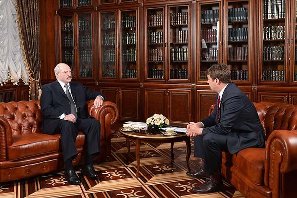 Тема недели: Лукашенко дал интервью медиахолдингу «Блумберг»