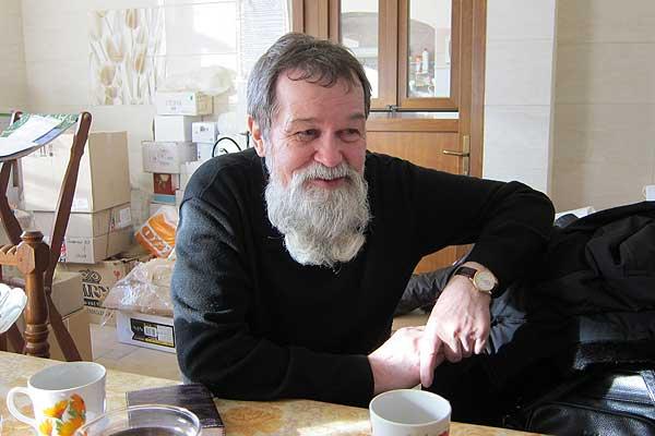 Историей района заинтересовался известный российский писатель