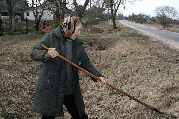 В населенных пунктах Волосовского сельсовета наводят порядок