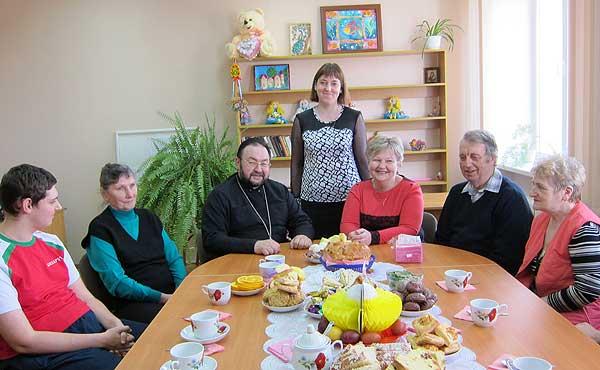 В Толочине открылось отделение дневного пребывания для граждан пожилого возраста